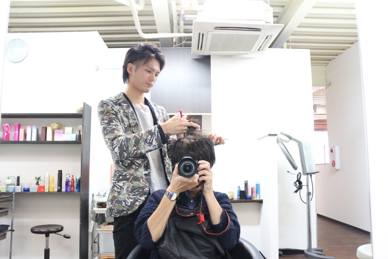 美容室が苦手な人でもOK。カウンセリングが上手い美容師大久保雅博が教えるお気に入りのヘアスタイルが見つ...